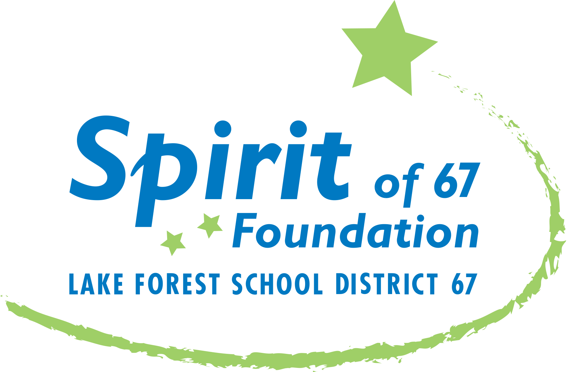 Logo for the Spirit of 67 Foundation